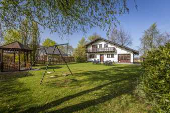 Chalet in Malmedy for 12 persons in the Ardennes