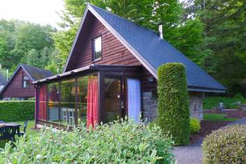 Chalet in Malmedy for 2/4 persons in the Ardennes