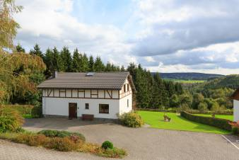 Holiday cottage for 21 persons nearby Malmedy