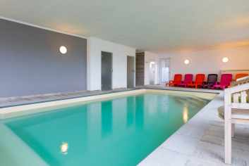 Charming holiday cottage with luxury equipment to rent in Malmedy