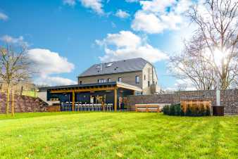 Luxury villa in Malmedy for 8 persons in the Ardennes