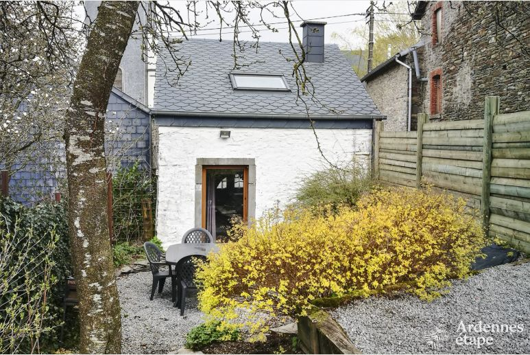 Cozy and typical gîte for 4 people in an old bakehouse in Manhay
