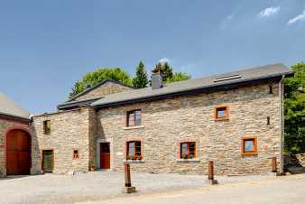 Holiday home in Manhay for 4 to 6 people in the Ardennes