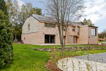 Holiday cottage in Manhay for 14 persons in the Ardennes