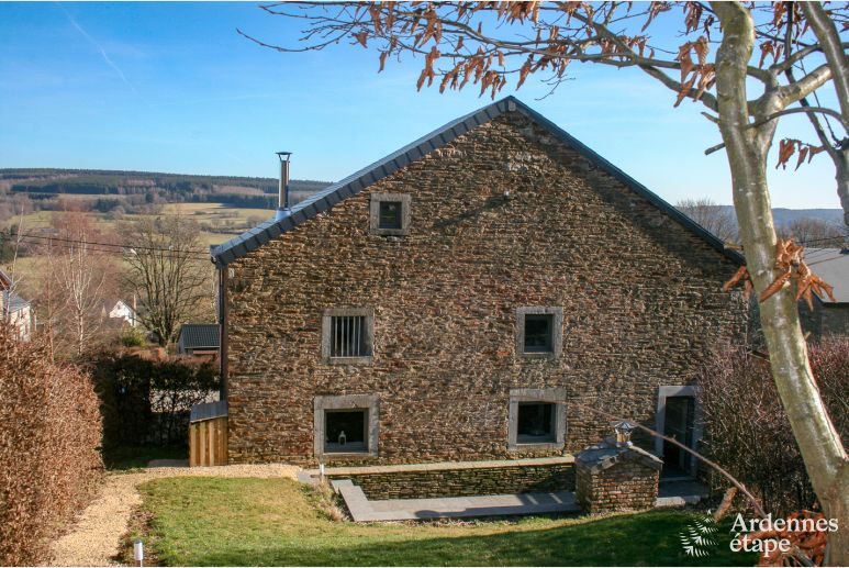 Holiday cottage in Manhay for 6 persons in the Ardennes
