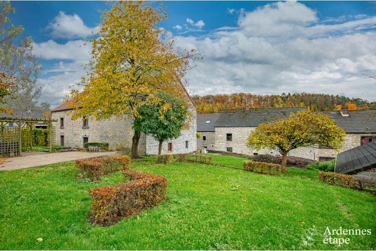 Holiday cottage in Maredsous for 14 persons in the Ardennes