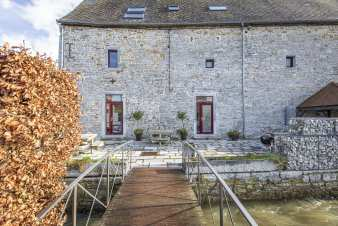 Farmhouse for 6 people in Maredsous in the Ardennes