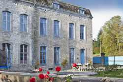 Holiday cottage in Modave for 9 persons in the Ardennes