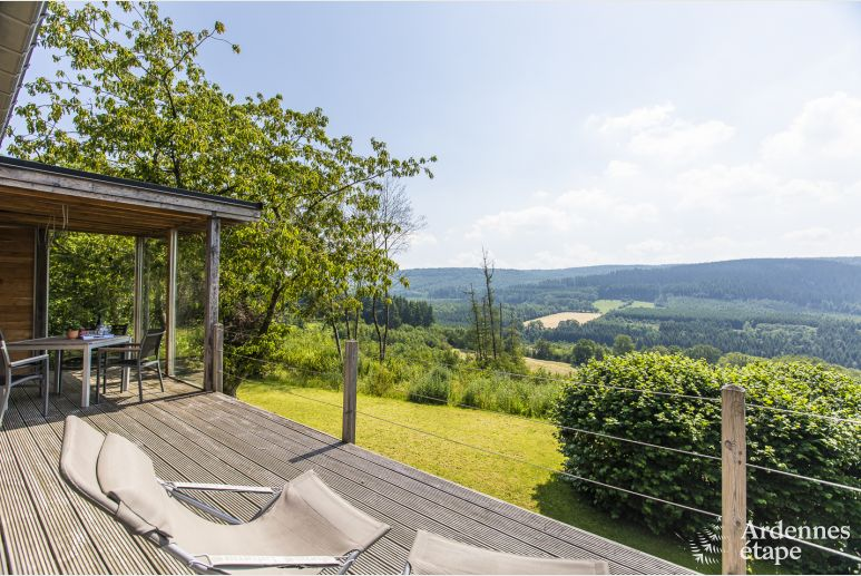 Holiday cottage in Nassogne for 8 persons in the Ardennes