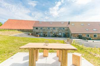 Holiday cottage in Ohey for 4 persons in the Ardennes