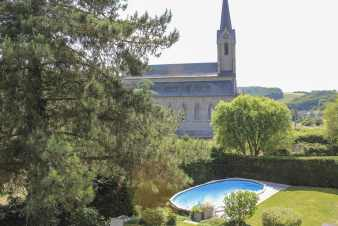 Holiday cottage in Onhaye for 13/15 persons in the Ardennes