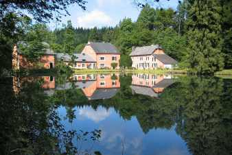 Exceptional in Orval for 9 persons in the Ardennes