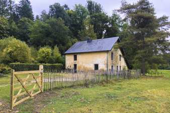 Holiday cottage in Orval for 6 persons in the Ardennes