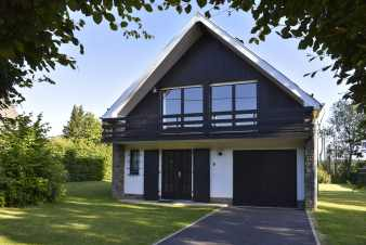 Chalet in Ovifat for 4/5 persons in the Ardennes