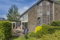 Modern house in Ovifat for your holiday in the Ardennes with Ardennes-Etape