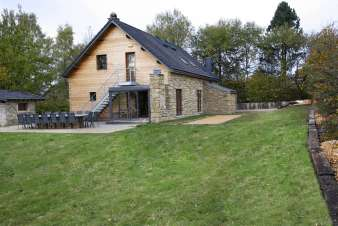 Holiday cottage in Ovifat for 10 persons in the Ardennes