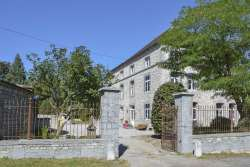 Old presbytery converted into character holiday cottage for 12-14 persons