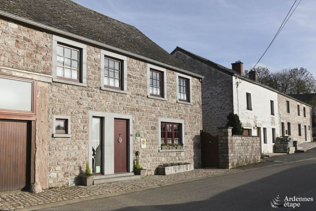 Authentic Ardennian Family Holiday Cottage To Rent In