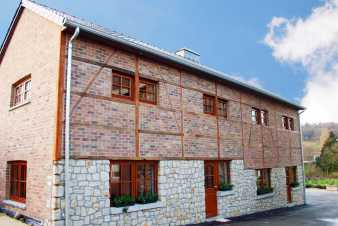 Old hayloft converted into a farm gite for 5 people in Plombières