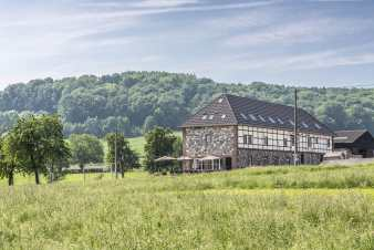 Holiday cottage in Plombières for 20/22 persons in the Ardennes