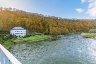 Holiday home for 26 people in Poupehan in the Ardennes