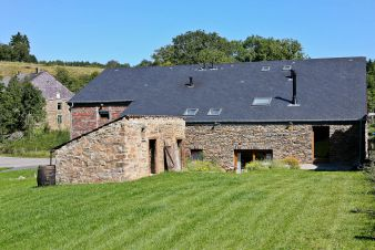 Charming holiday cottage for 15 persons to rent in Redu