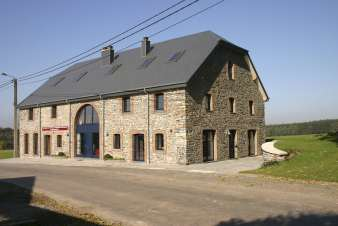 Holiday home for six people in Redu in the Ardennes
