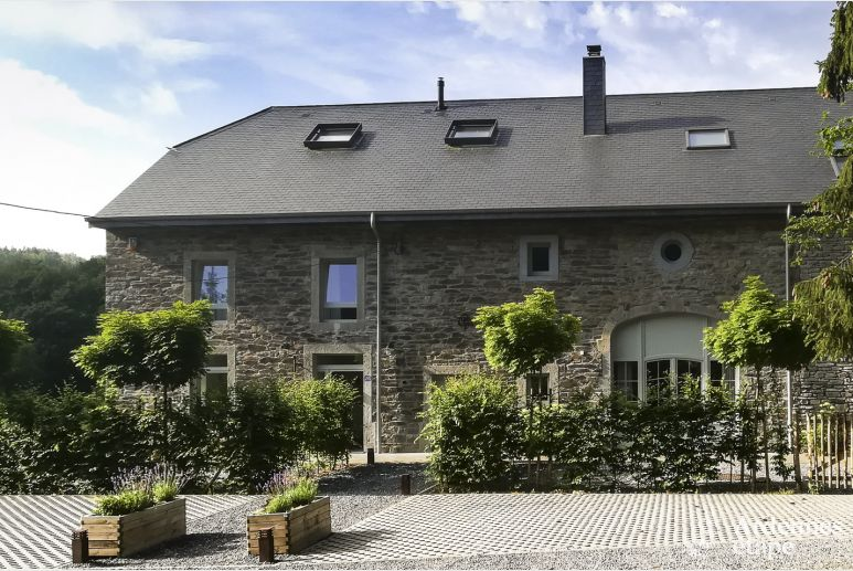 Holiday cottage in Redu for 24 persons in the Ardennes