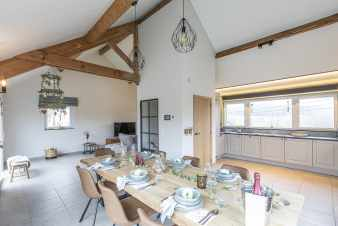 Holiday cottage in Redu for 6/7 persons in the Ardennes
