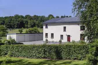 4-star rental holiday house for 15 persons near Redu in the Belgian Ardennes