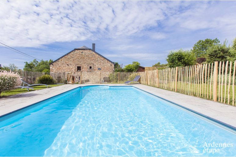 Holiday cottage in Redu for 6 persons in the Ardennes