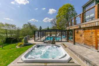 Luxury villa in Redu for 9 persons in the Ardennes