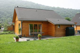 Pleasant holiday cottage ideal for a stay for 6 persons in Remouchamps