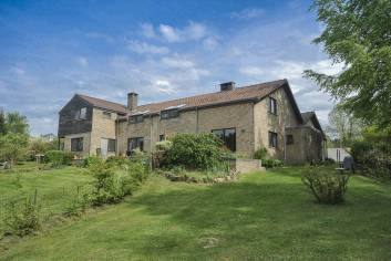 Country holiday house close to tourist attractions in Remouchamps
