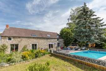 3.5-star holiday home for 10 people in Remouchamps (Ardennes)