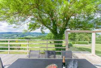 Holiday cottage in Rendeux for 10 persons in the Ardennes