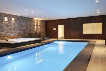 Luxury villa in Robertville for 40 persons in the Ardennes