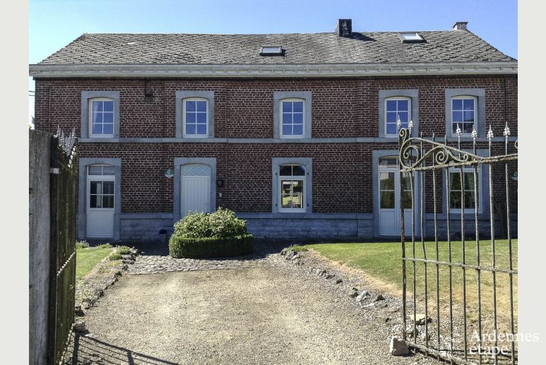 Pleasant holiday house for 4 to 6 people in Rochefort