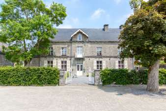 Holiday cottage in Rochefort for 8 persons in the Ardennes