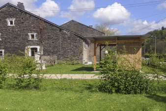 Holiday cottage in Rochehaut for 7/9 persons in the Ardennes
