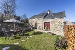 3-star cottage for 4 persons near Saint-Hubert