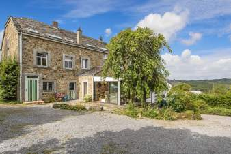 Holiday cottage in Saint-Hubert for 18 persons in the Ardennes