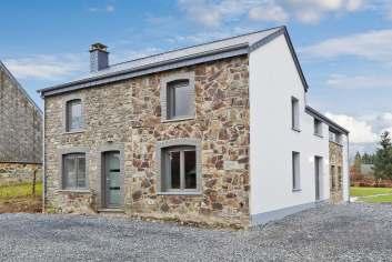 4.5-star high-class holiday cottage to rent near Saint-Hubert
