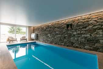 Luxury villa in Saint-Hubert for 12 persons in the Ardennes