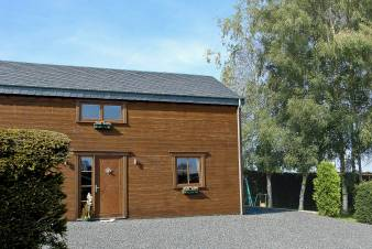 Chalet in Sainte-Ode for 6 persons in the Ardennes