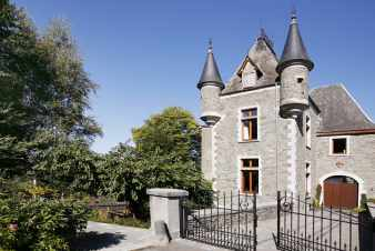 4-star holiday home in a castle-farm in Sainte-Ode