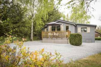 Chalet in Somme-Leuze for four people in the Ardennes