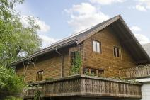 Chalet in Sourbrodt for your holiday in the Ardennes with Ardennes-Etape