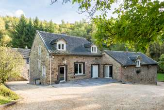 Luxury villa in Spa (Jalhay) for 22 persons in the Ardennes