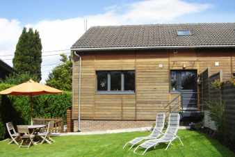 Cosy holiday house for 4 pers. to rent in Spa, dogs allowed